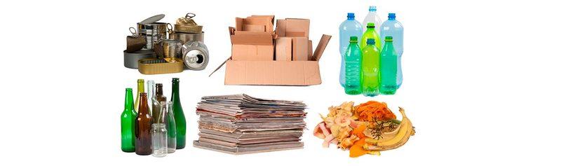 Плюсы переработки мусора