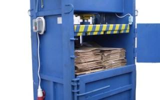 Изготовление гидравлического пресса для прессования бумаги и картона