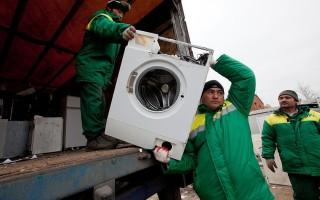 Вывоз старой бытовой техники бесплатно в Екатеринбурге: плюсы услуги