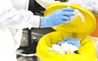 Сбор, обеззараживание и утилизация медицинских отходов